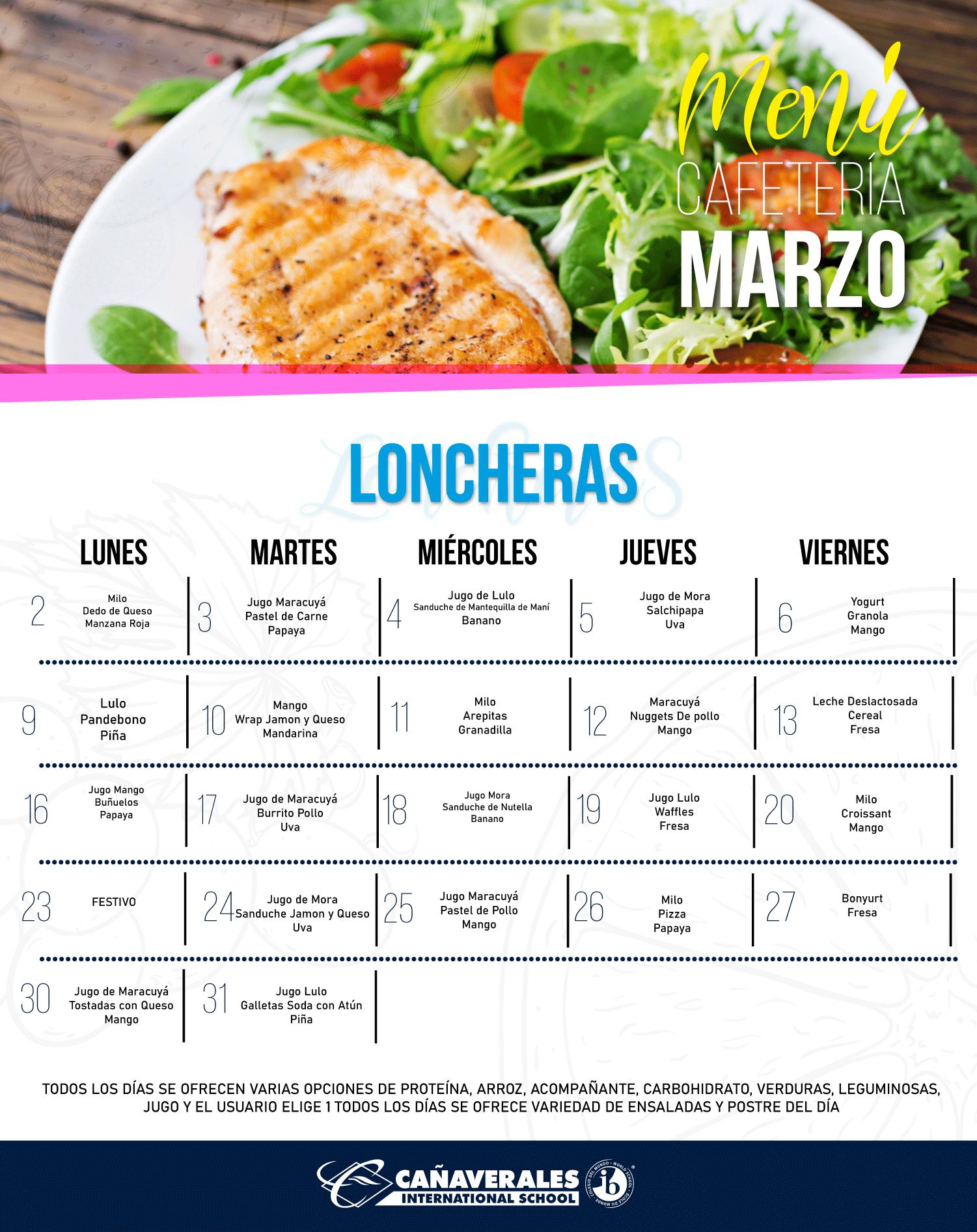 Menu_loncheras
